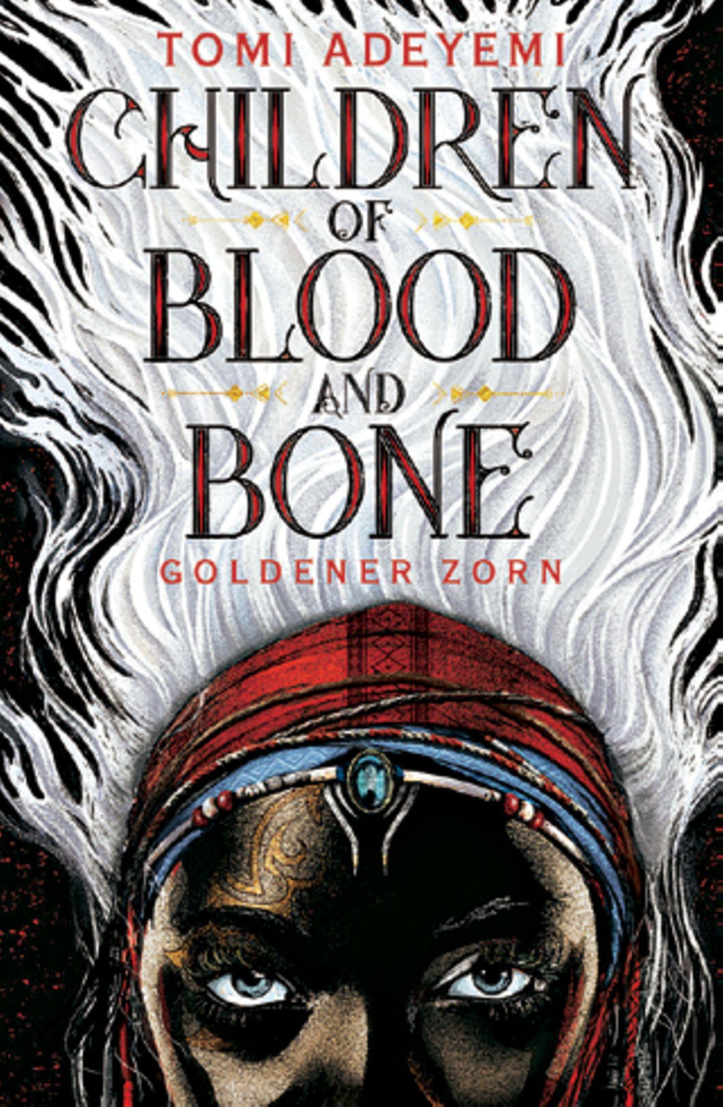 Literaturempfehlung: Children of Blood and Bone