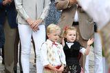 Royale Kinderfotos: Monaco-Königskinder