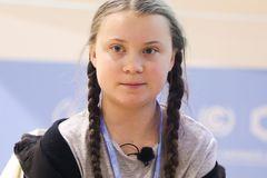 Greta Thunberg hält Rede beim Weltklimagipfel