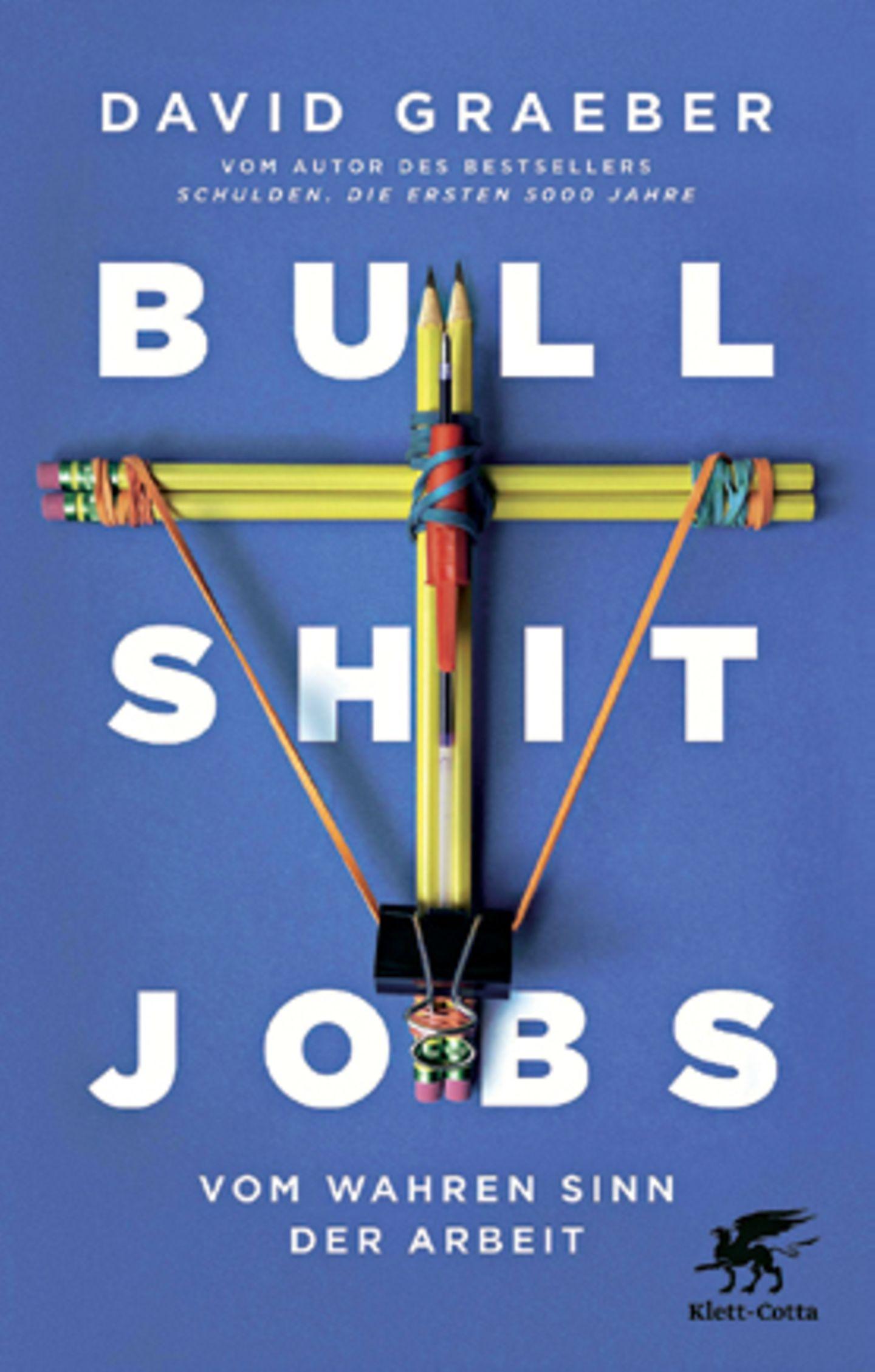 Literaturempfehlung: Bullshit Jobs