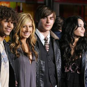 Ashley Tisdale im neuen Look: High School Musical Stars im Rmapenlicht