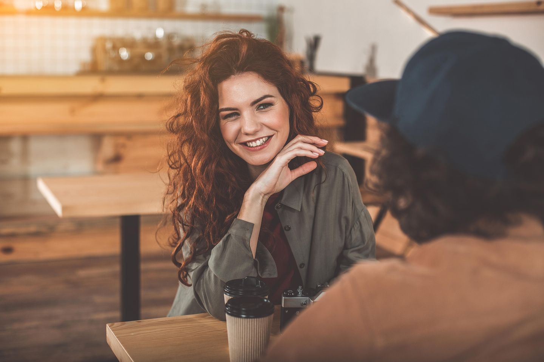 Flirten studie