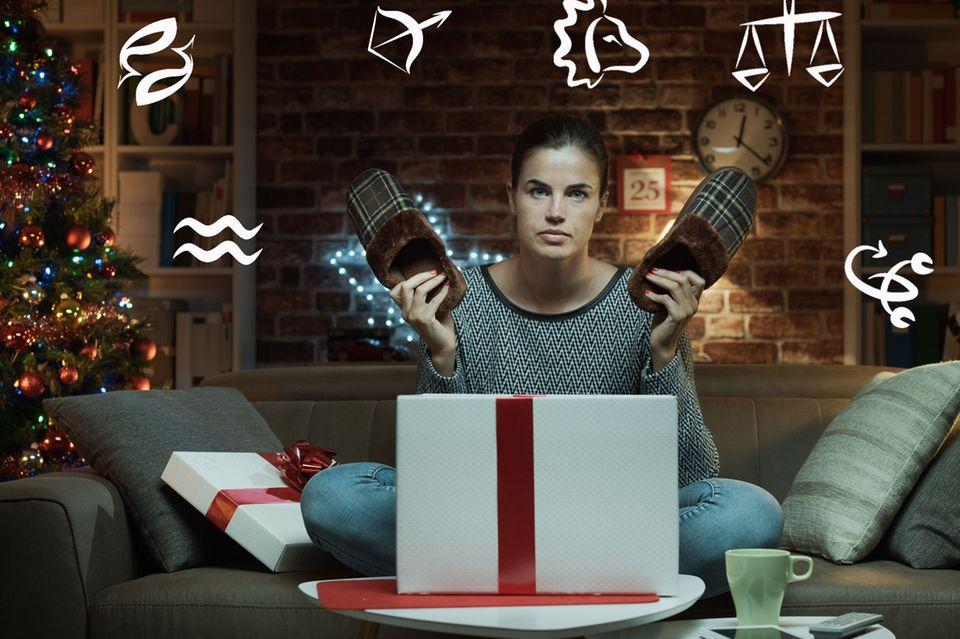 Vier Sternzeichen hassen Weihnachten