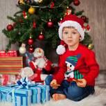 Junge ruft Polizeit, weil ihm Weihnachtsgeschenke nicht gefallen