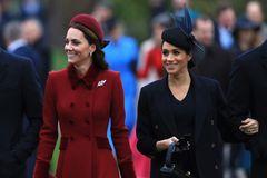Meghan und Kate: Was ihre Körpersprache über ihre Beziehung aussagt