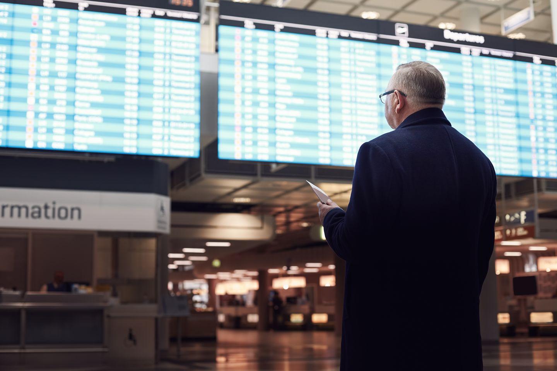 Vater bucht 6 Flüge an Weihnachten, um seine Tochter zu sehen