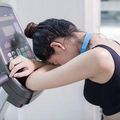 Ungeschriebene Gesetze im Fitness-Studio