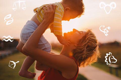 Das sagen die Sternzeichen über Euer Familienleben voraus