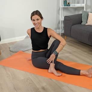 Essen vor Yoga? Frag die Yoga-Lehrerin!