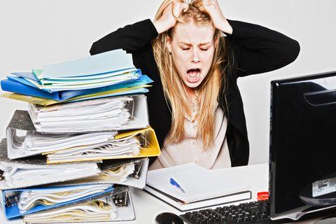 Schluss mit dem Gerenne und dem Stress. Oder besser doch nicht?