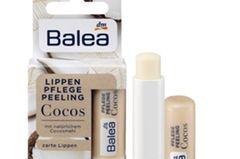 Neu in den Shops im Januar: Balea Lippenpflegepeeling in Cocos