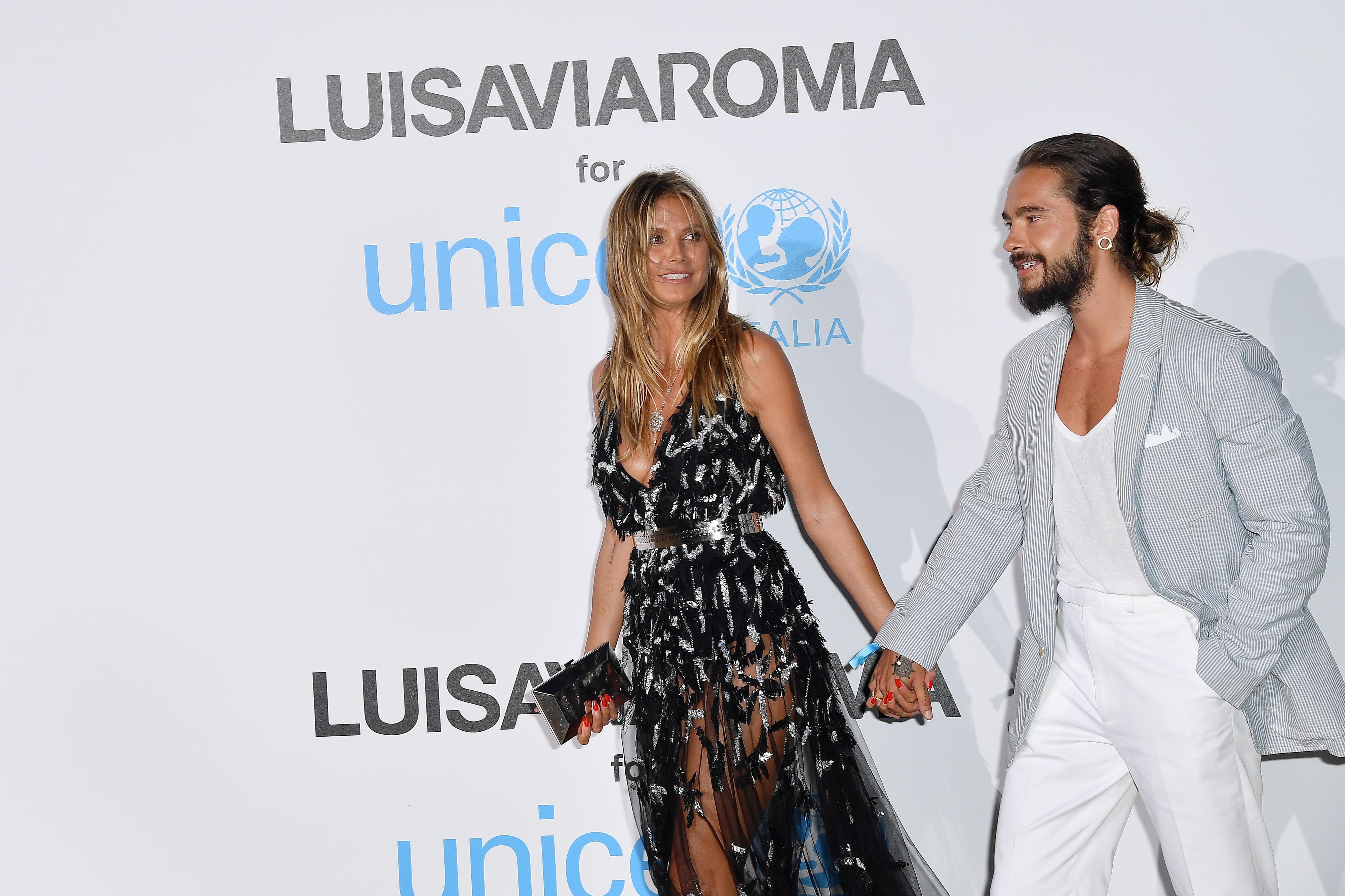 Heidi Klum Und Tom Kaulitz Feiern Ihre Liebe Mit Heissem Video