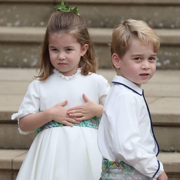 George und Charlotte brechen mit royaler Tradition
