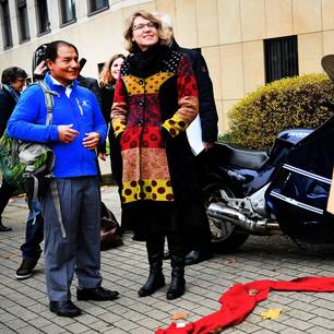 Roda Verheyen Roda Verheyen verklagt Regierungen zum Klimaschutz: Roda Verheyen