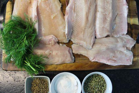 Fisch beizen: So geht's