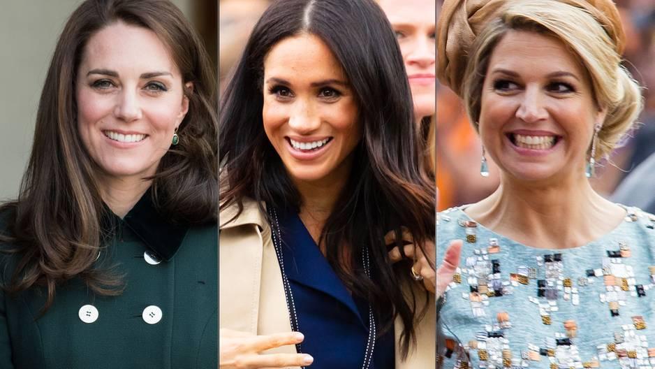 Unfassbare Summen! So viel Geld gaben die Royals 2018 für ihre Outfits aus 😳
