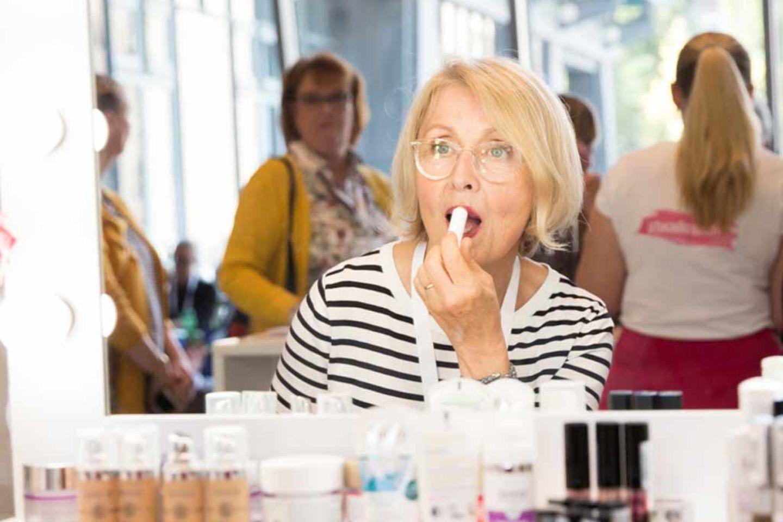 Style Day: Lippenstift ausprobieren