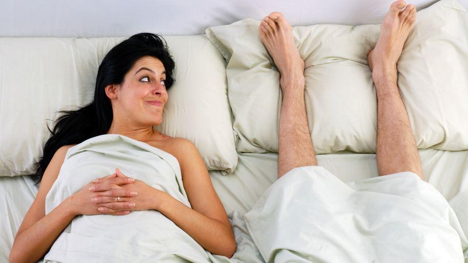Darum sollten Frauen nicht mehr mit Männern ins Bett gehen