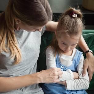 Warum du dein Kind nicht zwingen solltest, sich zu entschuldigen