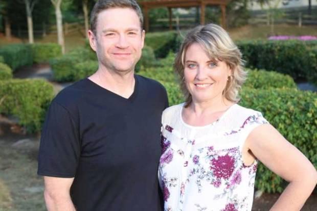 Paar nimmt ab: Kim und Ryan nach der Abnahme