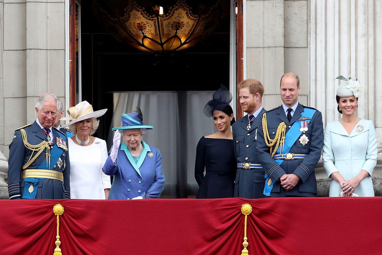 Was machen die Meghan, Kate, William & Co. beruflich?