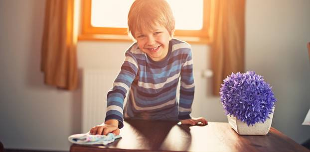 Konmari für Kinder: So erzieht man kleine Ordnungsfanatiker