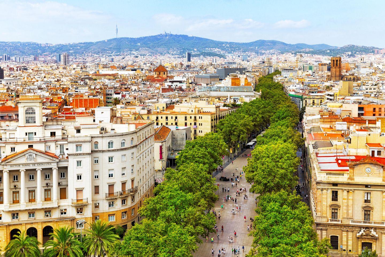 Barcelona-Sehenswürdigkeiten: Ramblas