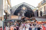 """Barcelona-Sehenswürdigkeiten: Markthallen """"La Boqueria"""""""