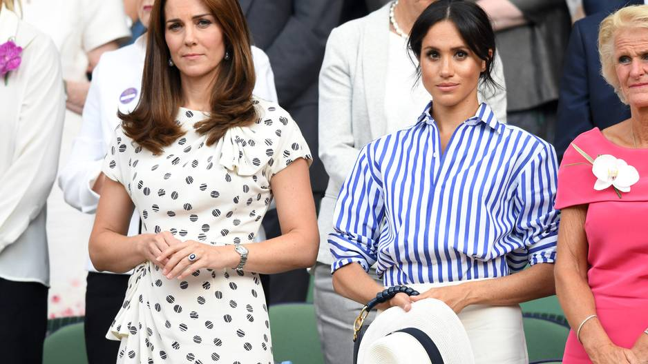 Kate und Meghan: Rivalität?