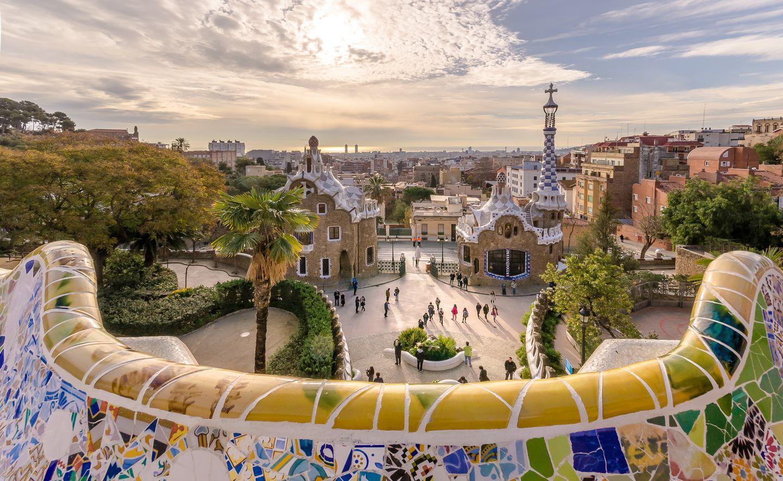 Barcelona-Sehenswürdigkeiten: Der Park Güell