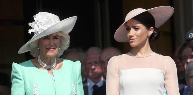 Diesen bösen Spitznamen hat Meghan von Camilla bekommen!