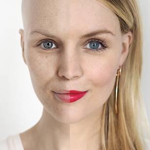 Diagnose Brustkrebs: Caro vor und während der Krankheit