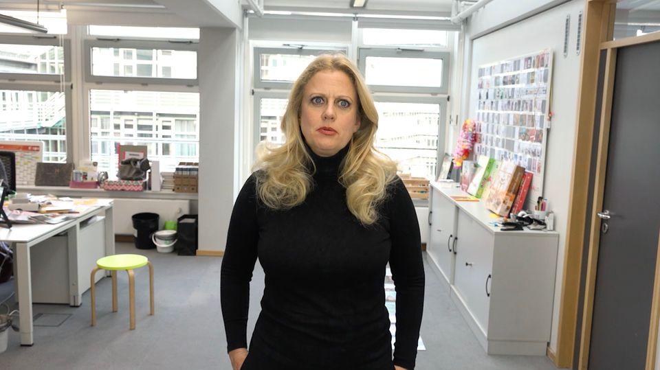 Barbara über Work-Life balance