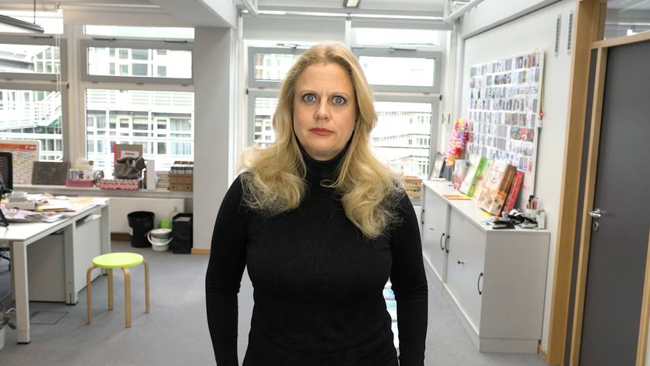 Barbara über heavy metal