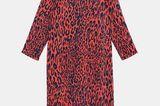 Sale-Highlights: Kleid mit Leomuster