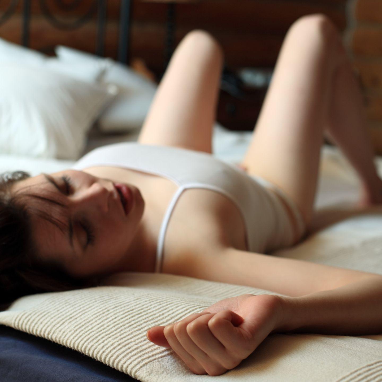 Selbstbefriedigung schöne Sexualität/ Sex