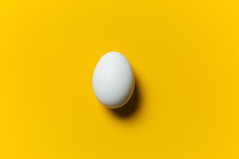 Belibtestes Instagram-Motiv: Ein einfaches Hühnerei