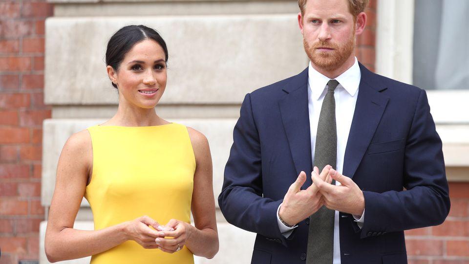 Meghan und Harry: So reich sind sie