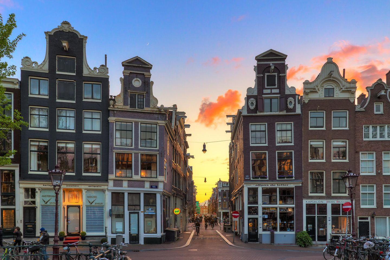 Amsterdam Sehenswürdigkeiten: Das Viertel 9 Straatjes