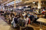 Amsterdam-Sehenswürdigkeiten: Foodhallen