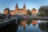 Sehenswürdigkeiten: Rijksmuseum Amsterdam