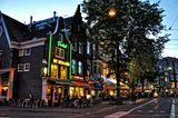 Ausgehen in Amsterdam