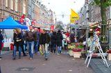 Amsterdam-Sehenswürdigkeiten: Albert Cuypmarkt