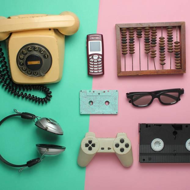 90er-Gadgets