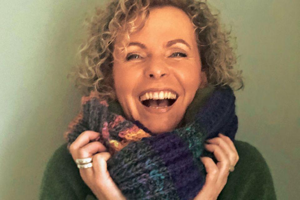 Schal fürs Leben: Susanne Niermann