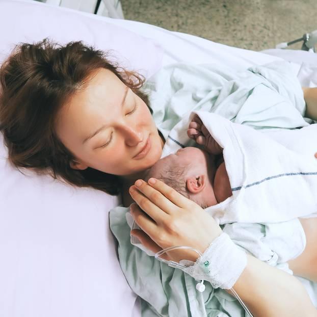 Mütter berichten: Geburten sind nicht so schlimm!