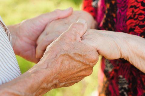 Date eines  101-Jährigen rührt Menschheit zu Tränen