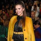 Victoria Swarovski verrät High-Heel-Trick: Victoria Swarovski im gelben Mantel