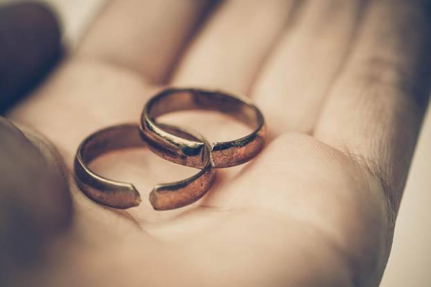 Glückliche Scheidung