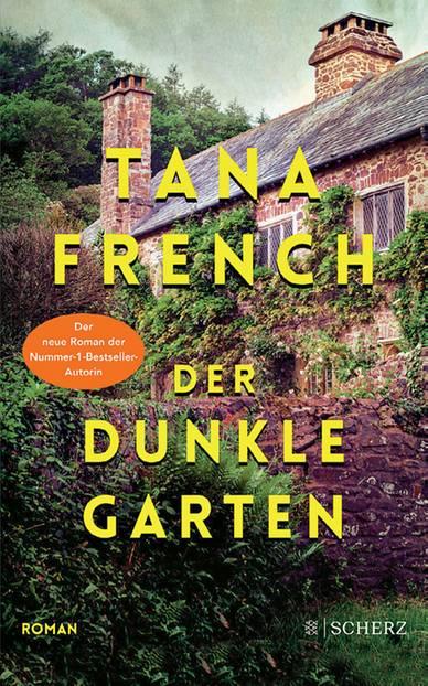 """Buchtipps der Redaktion: Buchcover """"Der dunkle Garten"""""""